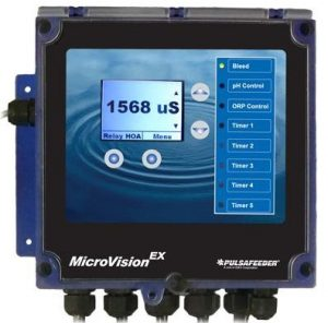 microvision EX pulsafeeder controler for water treatment